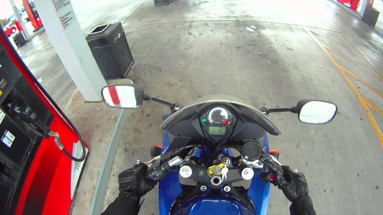 Quelles sont les motos qui consomment le moins?